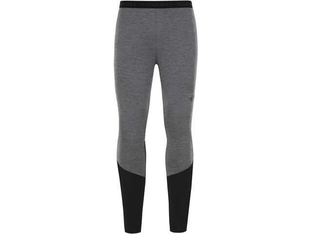 The North Face Easy Leggings Heren, tnf medium grey heather/tnf black